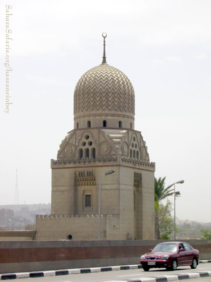 Mausoleum of Hassanein Bey (Pasha) by architect Hassan Fathy